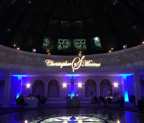 GOBO Lighting for Events